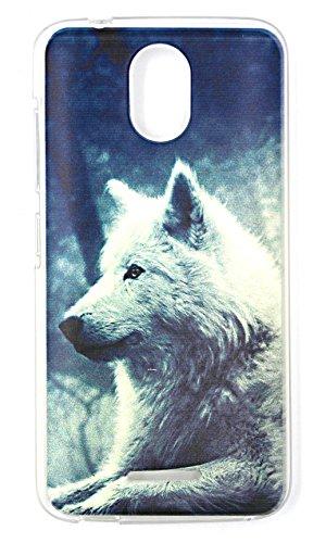 Generic Silicone Soft Shell TPU Phone Case Cover for Blu Vivo 5R Dual SIM LTE Case Cover L