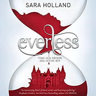Everless cover art