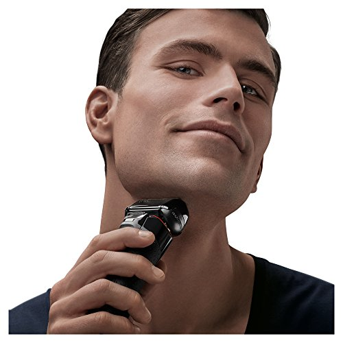 Braun Series 5 5030s Men's Electric Razor/Electric Foil Shaver, Pop Up Precision Trimmer, Rechargeable & Cordless