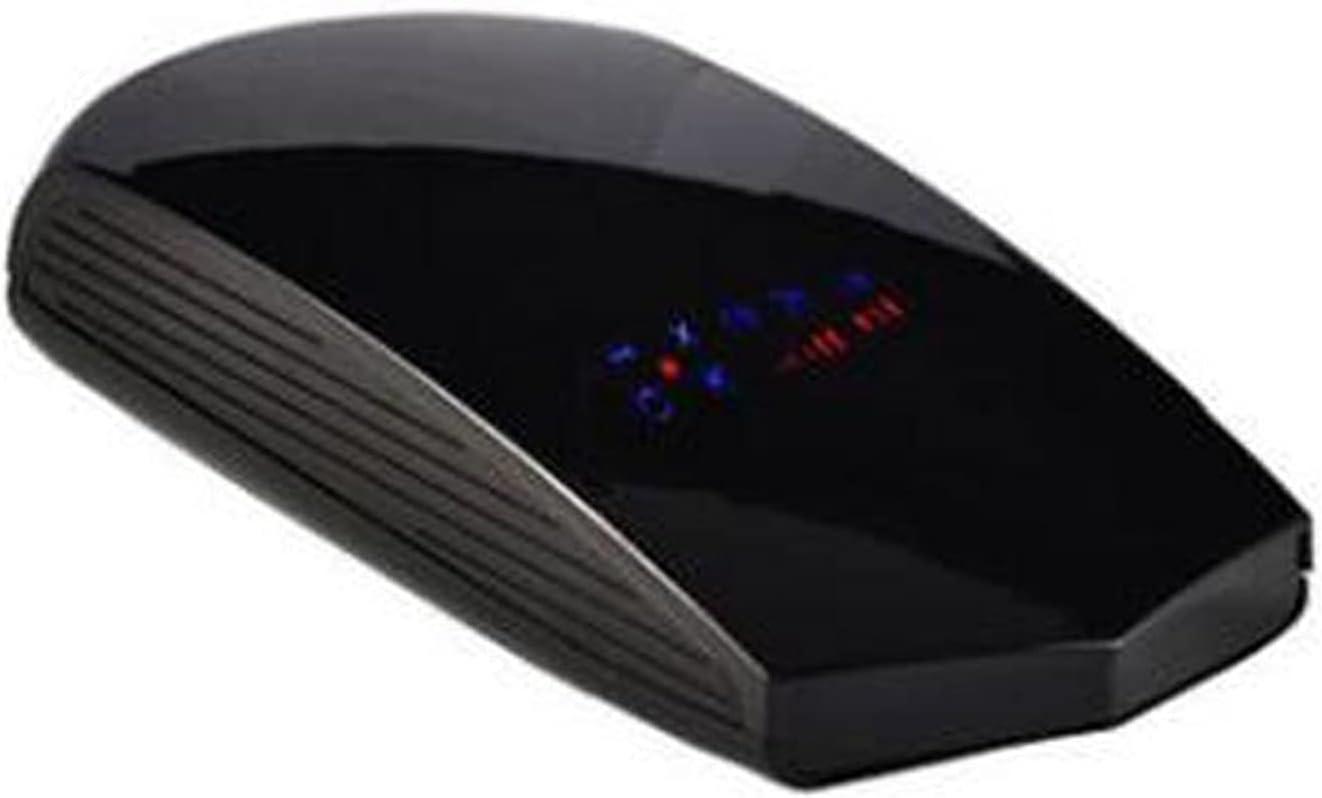 YXZQ Long-awaited Handheld GPS Detector Mouse Type E Milwaukee Mall Black Radar Car