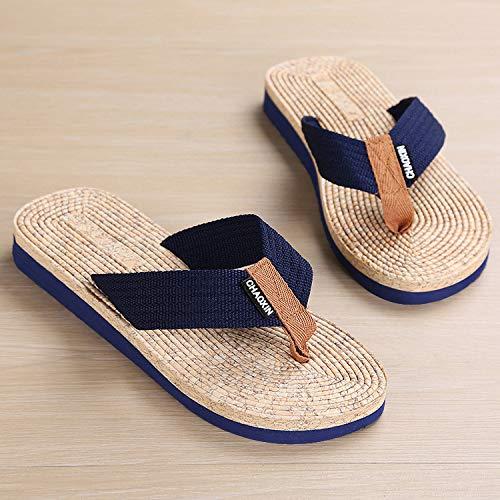 Flip-Flops rutschfeste Strandsandalen Und Hausschuhe Fashion Casual Slippers Herren Sommer