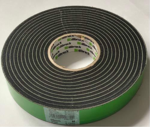 Kompriband tremco illbruck trioplex 35/15-30 mm,XL, 2,25m, schwarz