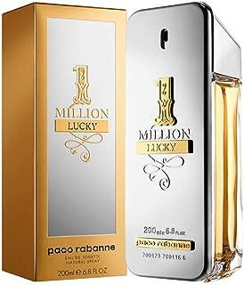 Paco Rabanne One Million Lucky Eau de toilette,6.8 Fl Oz