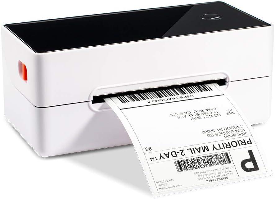 Phomemo Thermal Shipping Label Printer 4x6 Direct Thermal Printer Postage Printer Compatible with Mac and Windows