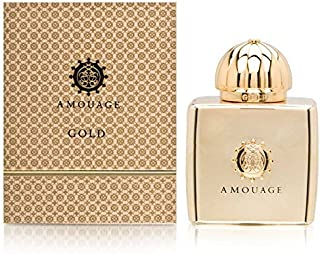 Gold pour Femme by Amouage for Women - Eau de Parfum, 50 ml