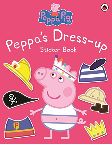 Peppa Pig. Peppa Dress-Up Sticker Book