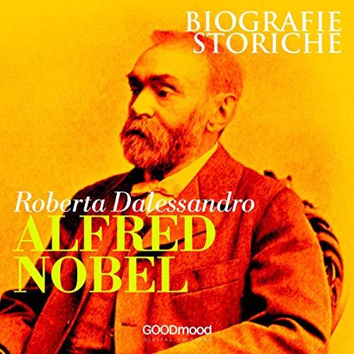 Alfred Nobel audiobook cover art