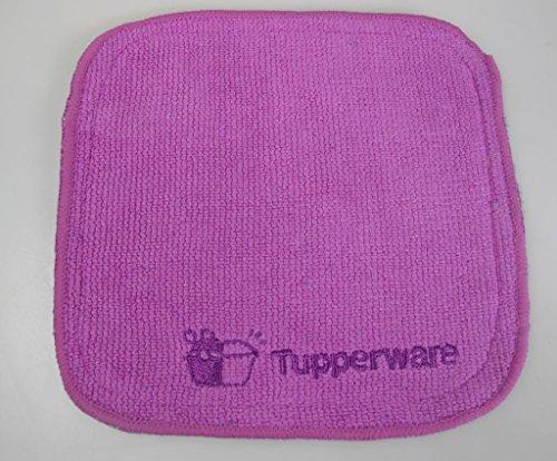 TUPPERWARE FaserPro UltraStark Lila Ultrapro Ultra Mikrofasertuch Ultra