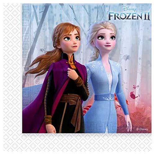 Zeus Party Tovaglioli Carta Frozen II