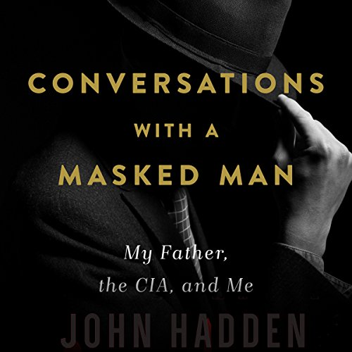 『Conversations with a Masked Man』のカバーアート