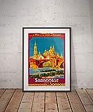 Rac76yd Zaragoza Zaragoza Reise-Poster Zaragoza Poster