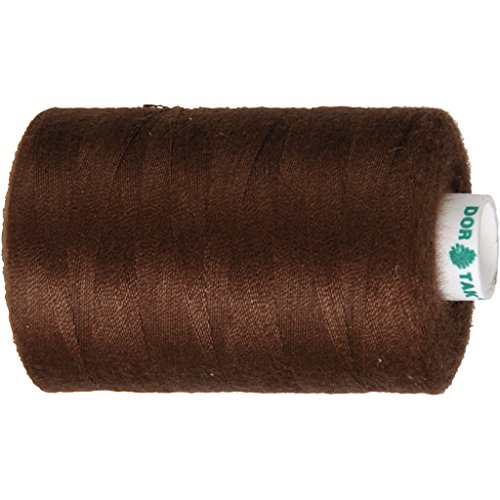 Check Out This Sewing Thread, brown, polyester, 1000 m