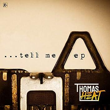 Tell Me (EP)