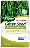 Best Bermuda Grass Seeds - Scotts Turf Builder Grass Seed Argentine Bahiagrass, 5 Review