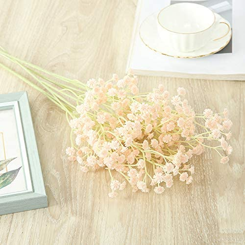 Taosheng Artificial Flowers Branch Plastic Popular brand 62cm F Gypsophila shipfree DIY