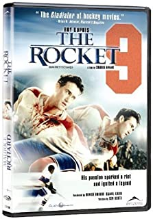 Maurice Richard: The Rocket French With English Subtitles