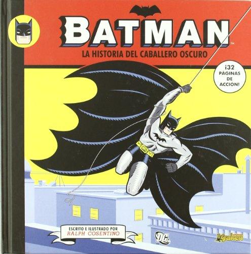 Batman: La historia del caballero oscuro (Dc Comics (kraken))