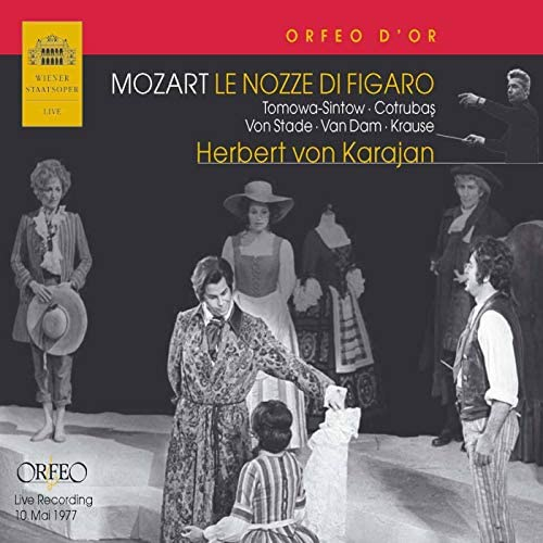 Anna Tomowa-Sintow & Wolfgang Amadeus Mozart