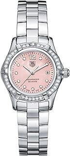 Women's WAF141B.BA0813 Aquaracer Diamond Accented Watch
