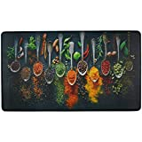 Artistic Anti Fatigue Kitchen Floor mat. Kitchen Floor mats for in Front of Sink. Cushioned Kitchen...