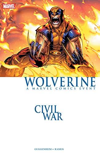 Civil War: Wolverine (Wolverine (2003-2009))