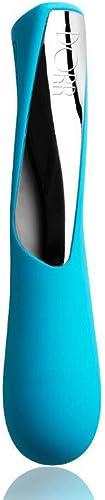 LRWb Barra de Masaje con Barra de vibrador de Punto G, Juguetes sexuales para mujeres, electrodomésticos a Prueba de Agua 1 ( Color   azul )