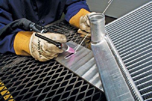 Eastwood TIG 200 AC/DC 20565 WelderAluminum Stainless Mild Steel Weld