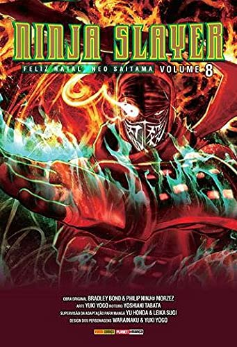 Ninja Slayer Volume 8