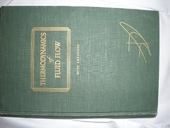 Hardcover Thermodynamics of fluid flow Book