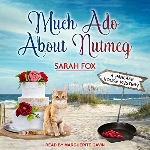 Much Ado About Nutmeg cover art