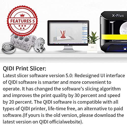 QIDI TECHNOLOGY – QIDI TECH X-Plus - 6