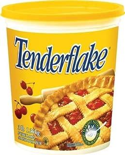 Canadian Tenderflake Pure Bakers Lard 1.36kg 3 Pounds