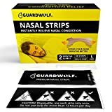 Best Snoring Aids - GUARDWOLF Anti Snore Nasal Strips (X60 Large) | Review
