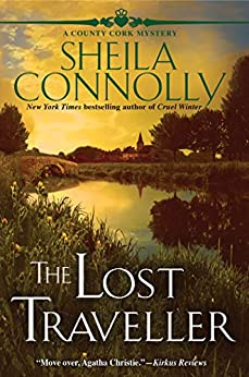 The Lost Traveller: A Cork County Mystery by [Sheila Connolly]