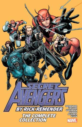 Secret Avengers by Rick Remender: The Complete Collection (Secret Avengers: the Complete Collection)