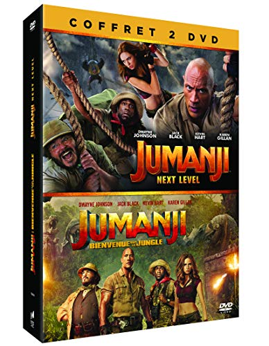 Jumanji : Bienvenue dans la Jungle + Next Level