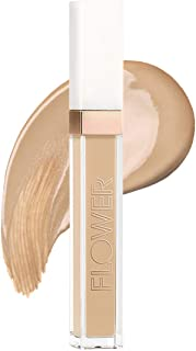 Flower Beauty Light Illusion Full Coverage Concealer- Diffuse Dark Under Eye Circles, Weightless Formula, Crease Proof Mak...
