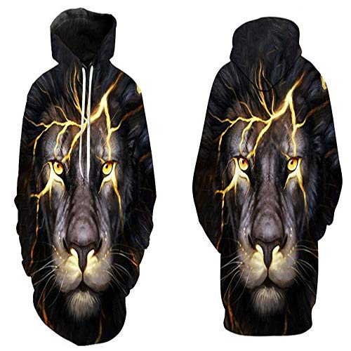 CSXM Pencil case 3D Hoodie Animal Series Sweatshirts Pullover Boy Girl Hooded Long Sleeve Casual Jacket Apply...