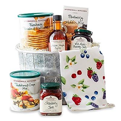 Stonewall Kitchen 7 Piece Breakfast Gift