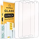 [3-PACK]- Mr.Shield For Samsung Galaxy S5 [Tempered Glass] Screen Protector [0.3mm Ultra Thin 9H Hardness 2.5D Round Edge] with Lifetime Replacement