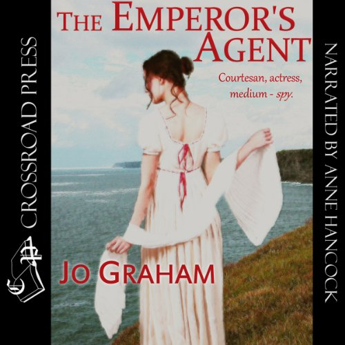 The Emperor's Agent audiobook cover art
