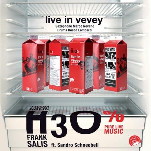 Frank Salis H3O feat. Sandro Schneebeli, Marco Nevano & Rocco Lombardi