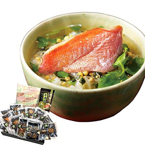 【本日限り】高級お茶漬けセット 12食入り(お茶漬け専用茶付き)