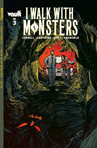 I Walk With Monsters #3 (English Edition)