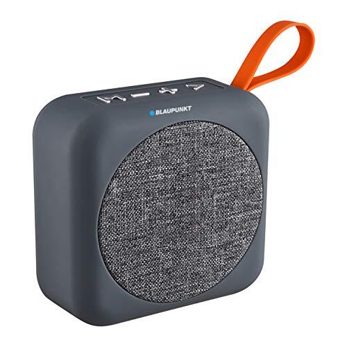 Blaupunkt MP3610-153 Lautsprecher, Subwoofer, Bluetooth, 3 W, Grau