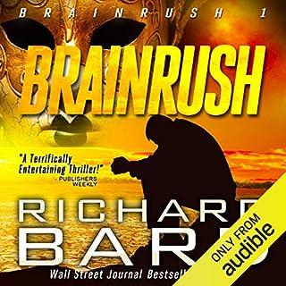 Brainrush, a Thriller (Brainrush Series Book 1) cover art