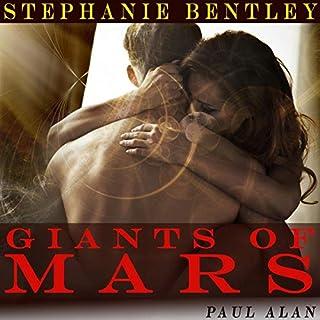 Giants of Mars audiobook cover art
