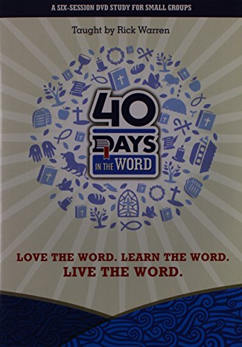 40 Days in the World: A Six Session DVD Study for Small Groups