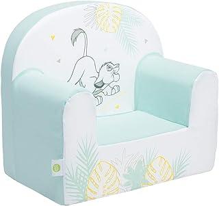 Petit fauteuil enfant droit déhoussable Disney Classic Le Roi Lion - Babycalin