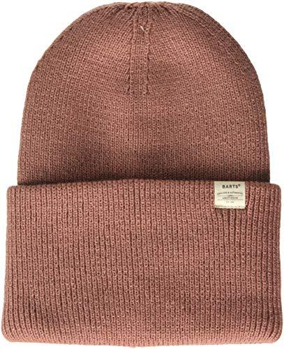 Barts Damen Haveno Beanie Baskenmütze, Pink (PINK 0008), One Size (Herstellergröße: Uni)